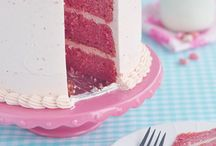 Cake recipes / Red velvet