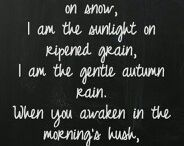 Beautiful poems