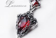 jóias  pendentes
