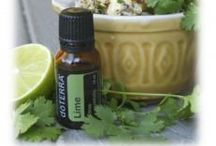 Essential Oil Food & Drink Recipes / by Abby Smith