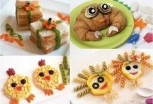 Food {fun} / by Amy Richey