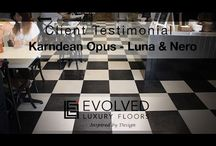 Luxury Vinyl, Karndean Loose Lay Vinyl Planks & Tiles