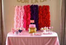Fancy Nancy Party / by Jennifer Michaelis
