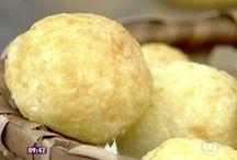 receitas com farinha de tapioca