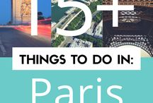Travel: France / Travel tips and ideas for France