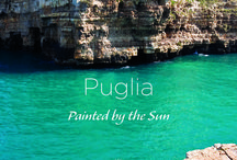Puglia. Painted by the sun / Wine is earth. It's history along the streets, scent in the air, vibrating heat. It's people's imagination.  In a few pages our region Painted by the Sun. A key to better understand our beloved wine.