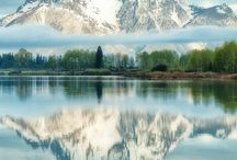 Tatovering - fjell