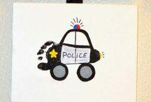 Kids  car crafts