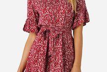 Vêtements d'été pour femme