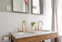 For the bathroom / by Kiki Solomon