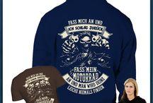 Bike- Shop / Tolle T-Shirts, Hoodies,Jacken, Tassen und Tank-Tops mit Designs zum Thema Motorrad. Hier geht es zum Biker-Shop: http://bikes.shirtee.de