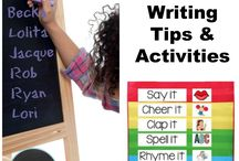 Name Writing Activities / Teaching kindergarten and Pre K to write their own names