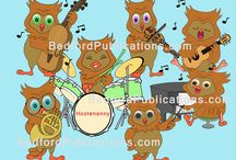 Teacher Clip Art / Here are some collections of clip art teacher's can use to decorate their classroom. Use them to make your own desk plates, name tags, center labels, etc. or use them in newsletters, parent information and correspondence. Use them in bulletin boards, helper boards, calendar numbers or whatever. When designed, printed on card stock and laminated they are as sturdy as store bought but better still your classroom will be personalized. http://www.bedfordpublications.com/clip-art.html
