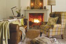 Wool and Tweed Interiors / by Pink Tweed Living