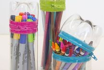 Petky / Výroba z pet lahví
