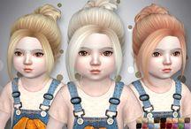 Włosy toddlers