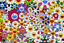 Paintings by Murakami
