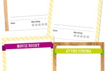 Free Project Life Printables / free printable journaling cards and other bits and pieces for project life and mini books