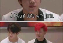 Jealous BTS