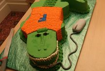 Gator Cakes / For all your celebrations!