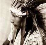 Native American - Cheyenne / by Professional Family Trees