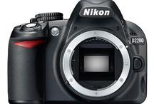 Nikon / by Amanda Lee