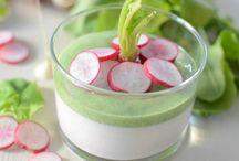 Verrines salate / by patrizia longo