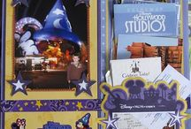 Disney Scrapbook / by Margaret Miles