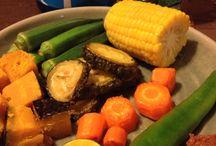 Food / Food 食べ物 自作と他作。 美味しいものは嬉しいよね。
