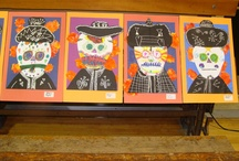 Art Lessons - 5th Grade Latin & South America