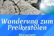 Wandern in Europa | Abenteuer-Outdoor-erleben / Wander und Reiseziel in Europa, von Skandinavien bis Italien? Ich stelle dir meine Auswahl vor.