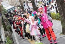 Harajuku Fashion / by Plippi Ploppo