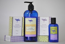 Lavender Soap Collection / We are very proud of our lavender soap collection. Each luxurious soap is a unique experience with a perfect touch of lavender. / by Ali'i Kula Lavender