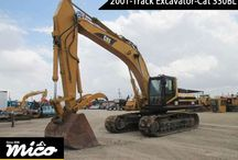 CAT 330BL 6DR05020 / Low-Hours Cat 330BL 6DR05020 Track Excavators for Sale. Visit Mico Equipment for Used & New Cat Heavy Track Excavators at Competitive Prices, Backed By Professional Support and Services.