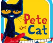 Pete the Cat / by carie ferrell