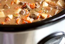 Crock Pot Cooking / by Lisa Perry