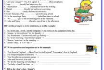 english questions