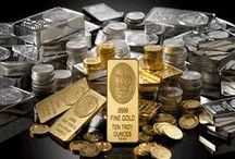 Precious Metals & Bullion / SILVER, GOLD & PLATINUM