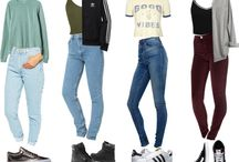 90s outfits