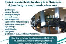 Fysiotherapie R. Minkenberg & G. Theisen locatie Posterholt