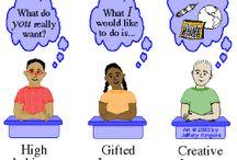 Gifted Education / by Julie Bisgaard