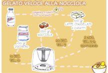 Ricette con il Bimby. / by Manuela Mormina