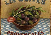 Стиль Lavende de Provence