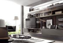 Iline  / Salón modular de diseño , con acabados novedosos y herrajes de gran calidad