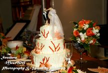 Wedding Cakes made by hand for your special day! / Some of the different types & styles of Wedding Cakes available for your wedding from Southernmost Weddings.