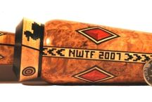 Robertson Duck Calls / Custom made duck calls with a variety of woods, and precision inlay.