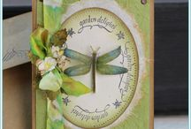 Tammy Tutterow uses Quietfire Design Stamps