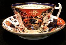 Georgian and Regency era pottery