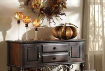 Love Fall Decorating / by Kristine Sobaski