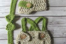 Crochet For Boys / Things I want to make for the grandsons, Ian, Gabe & Tobias.  Baby boy, toddler, little boy, crochet.